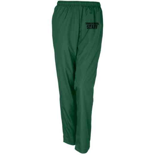 Staff Embroidered Sport-Tek Womens Tricot Track Pant