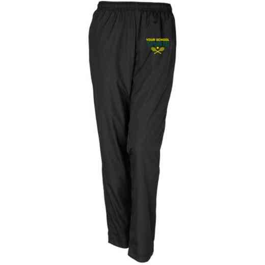 Tennis Embroidered Sport-Tek Womens Tricot Track Pant