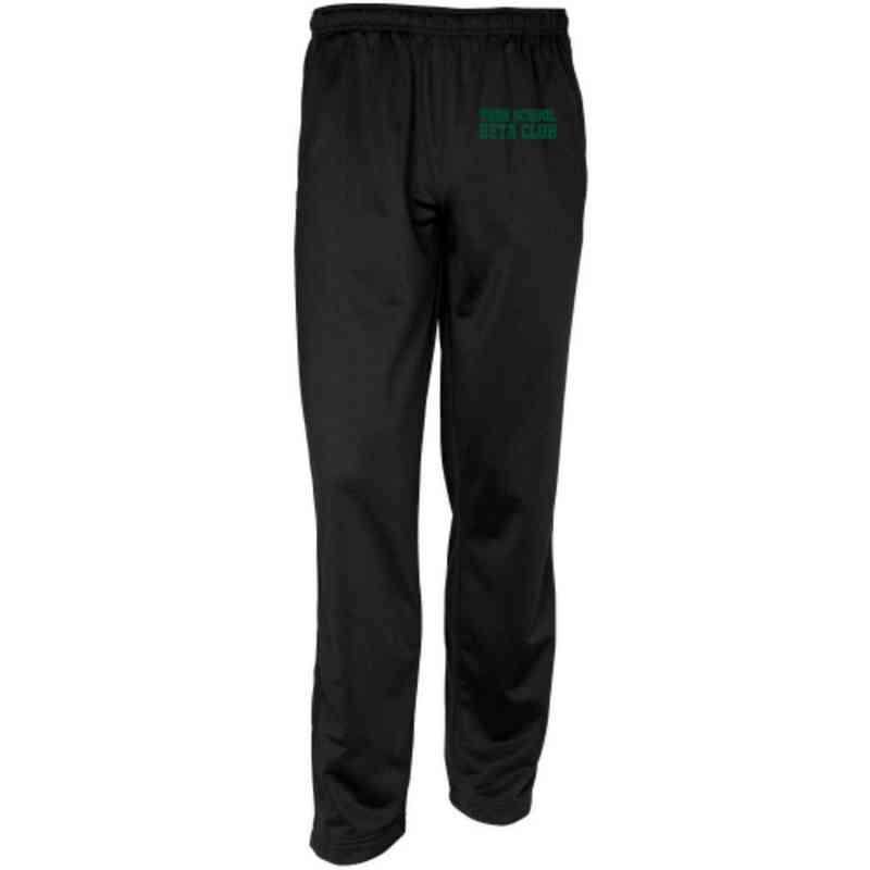Beta Club Embroidered Sport-Tek Adult Tricot Track Pant