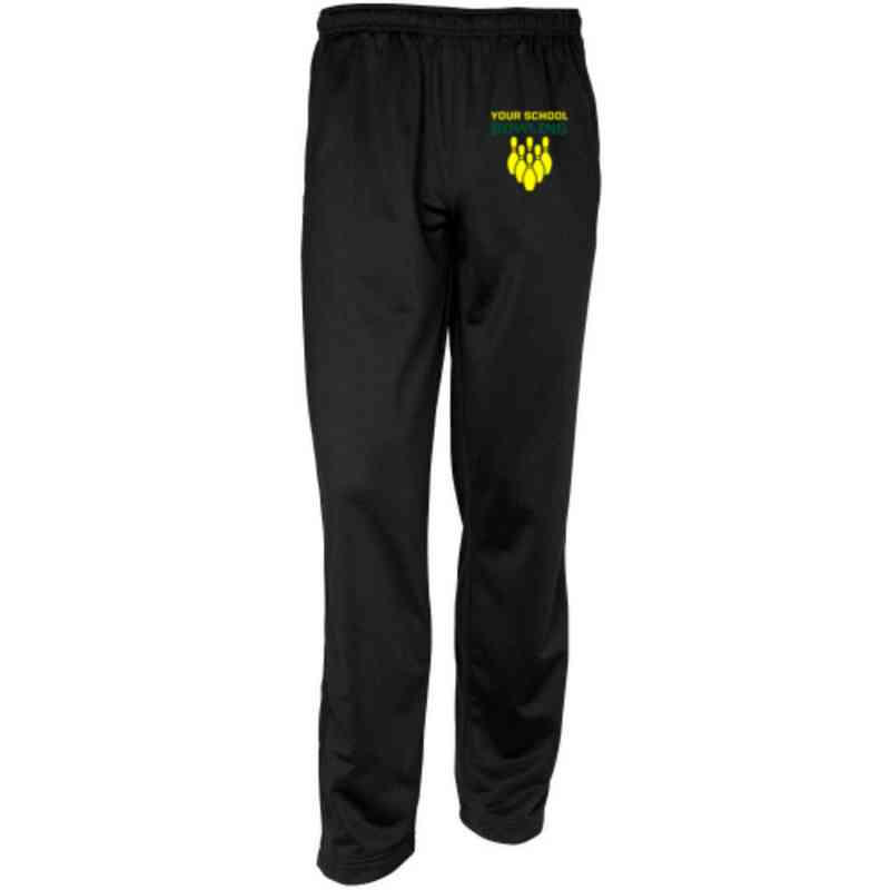 Bowling Embroidered Sport-Tek Adult Tricot Track Pant
