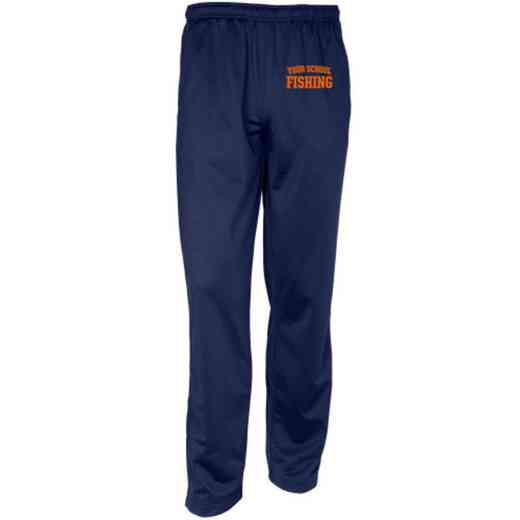 Fishing Embroidered Sport-Tek Adult Tricot Track Pant