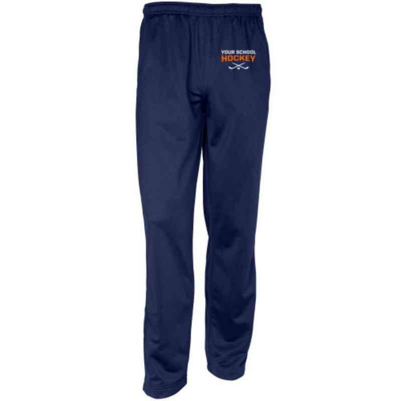 Hockey Embroidered Sport-Tek Adult Tricot Track Pant