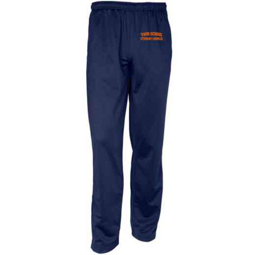Student Council Embroidered Sport-Tek Adult Tricot Track Pant