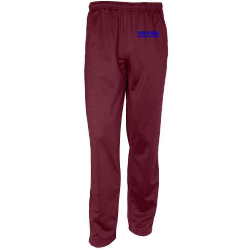 Swimming and Diving Embroidered Sport-Tek Adult Tricot Track Pant