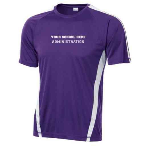 Administration Sport-Tek Colorblock Competitor T-Shirt