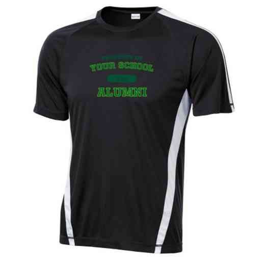 Alumni Sport-Tek Colorblock Competitor T-Shirt