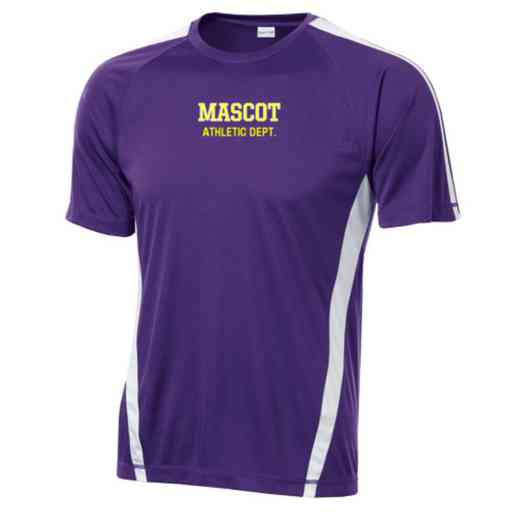 Athletic Department Sport-Tek Colorblock Competitor T-Shirt