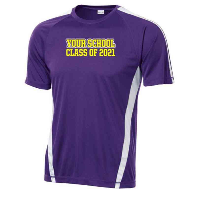 Class of  Sport-Tek Colorblock Competitor T-Shirt