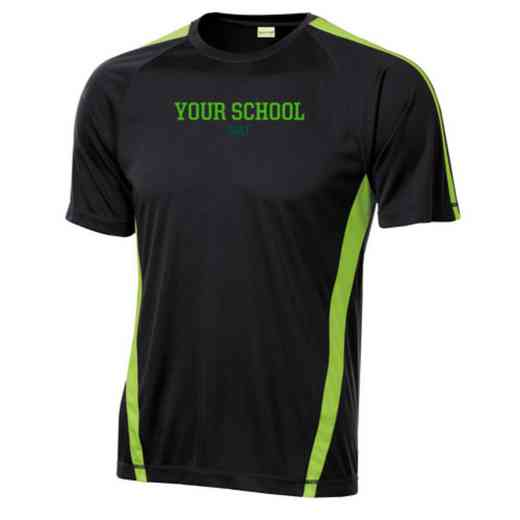 Golf Sport-Tek Colorblock Competitor T-Shirt