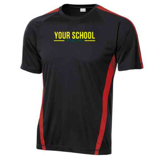 FCA Sport-Tek Colorblock Competitor T-Shirt