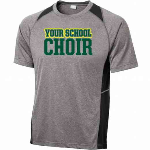 Choir Sport-Tek Heathered Short Sleeve Performance T-shirt