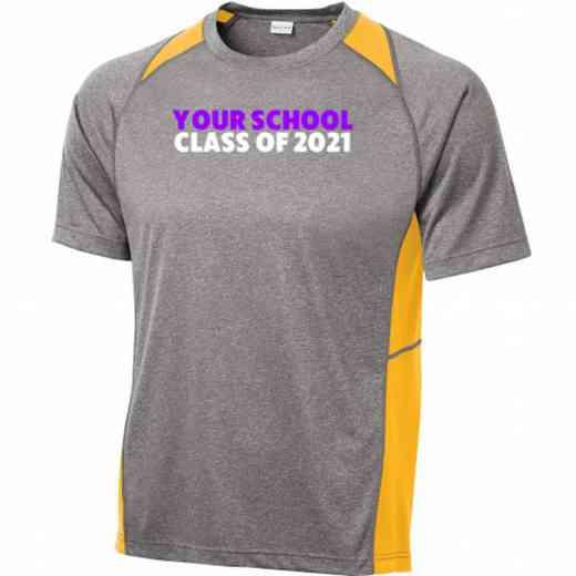 Class of  Sport-Tek Heathered Short Sleeve Performance T-shirt