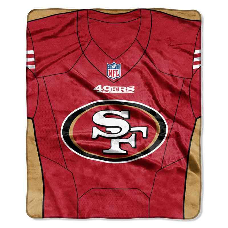 1NFL070800013RET: NFL JERSEY RACHEL THROW, 49ers