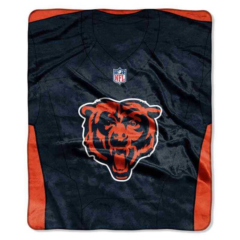 1NFL070800001RET: NFL JERSEY RACHEL THROW, Bears