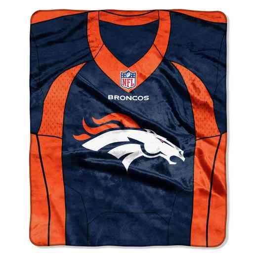 1NFL070800004RET: NFL JERSEY RACHEL THROW, Broncos