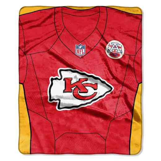 1NFL070800007RET: NFL JERSEY RACHEL THROW, Chiefs