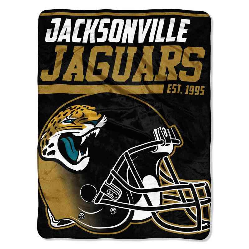 jacksonville jaguars plush sports throw