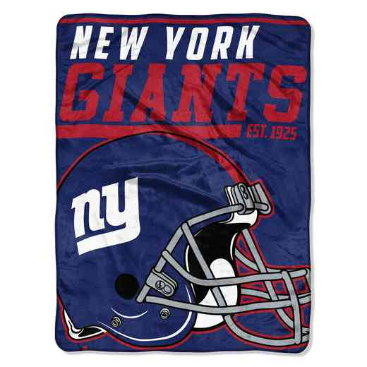 1NFL059030081RET: NFL 4YD DASH MICRO THROW, NY Giants