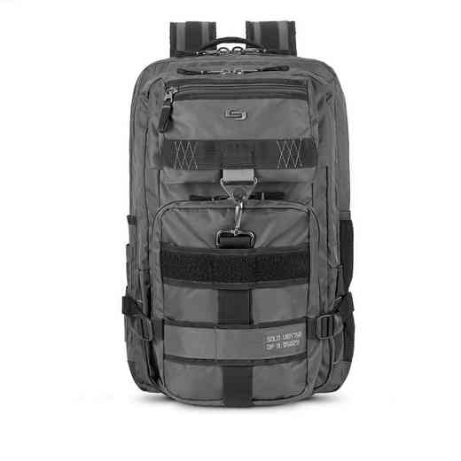 UBN750-10U2 : Solo Altitude Backpack- Grey