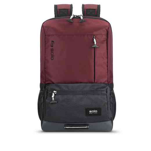 VAR701-60U4 : Solo Draft Backpack- Burgundy