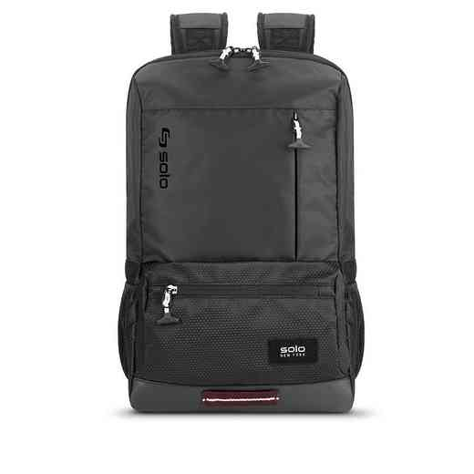 VAR701-4U4 : Solo Draft Backpack- Black