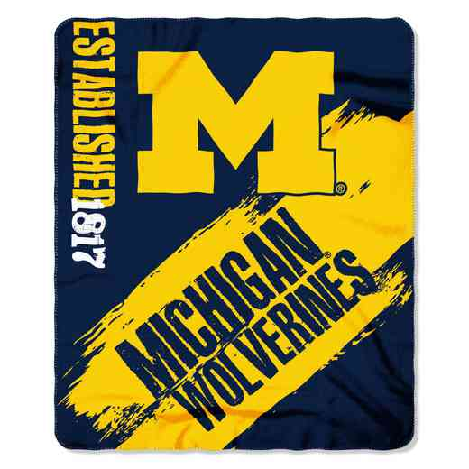 1COL031020021RET: COL 031 Michigan Painted Fleece