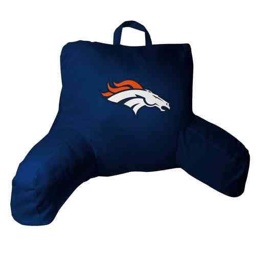 1NFL195000004RET: NFL BEDRest Pillow, Broncos