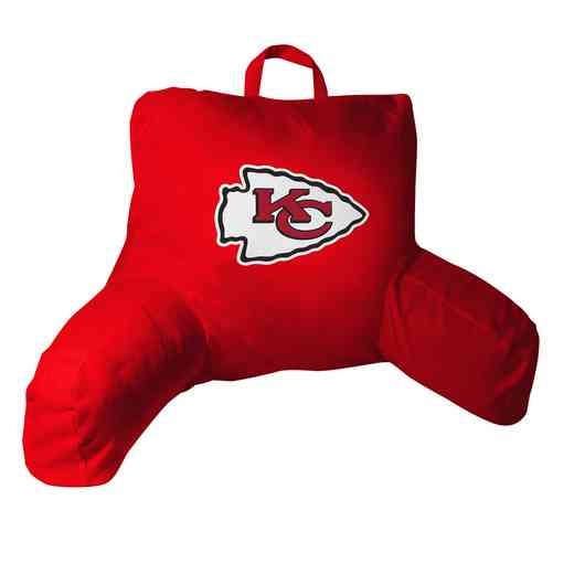 1NFL195000007RET: NFL BEDRest Pillow, Chiefs