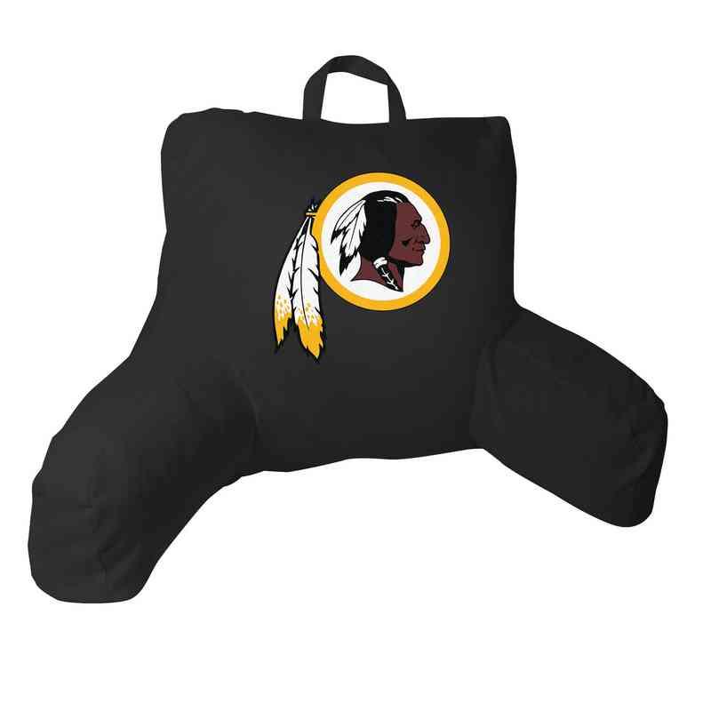 1NFL195000020RET: NFL BEDRest Pillow, Redskins