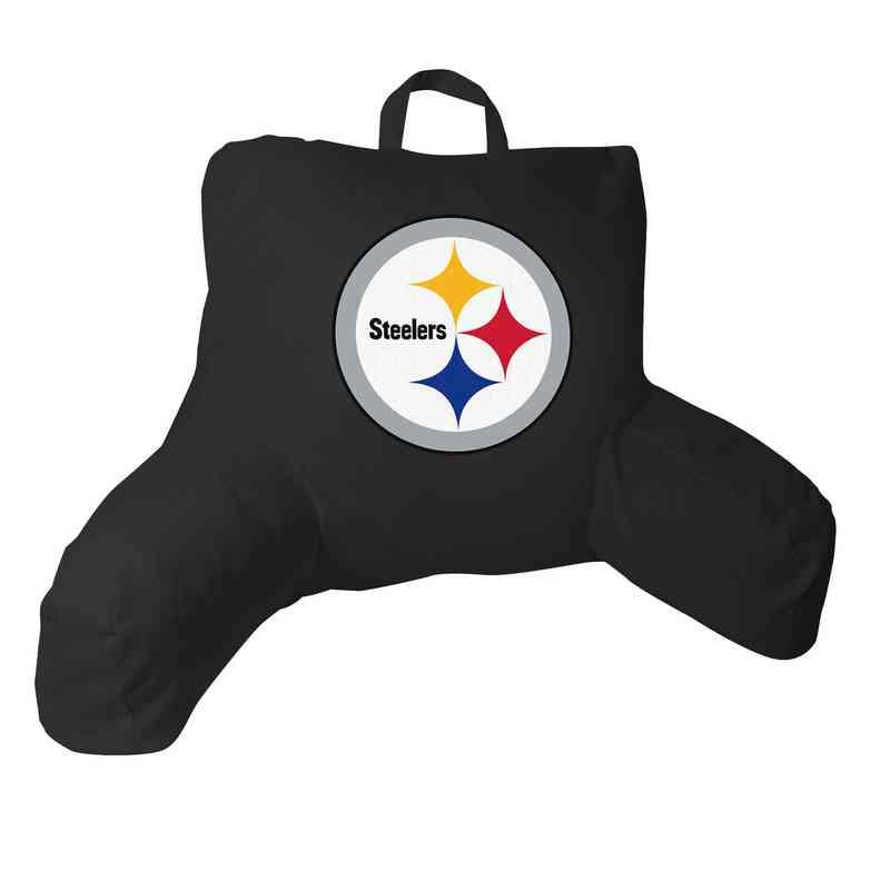 1NFL195000078RET: NFL BEDRest Pillow, Steelers