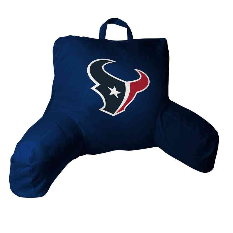 1NFL195000119RET: NFL BEDRest Pillow, Texans