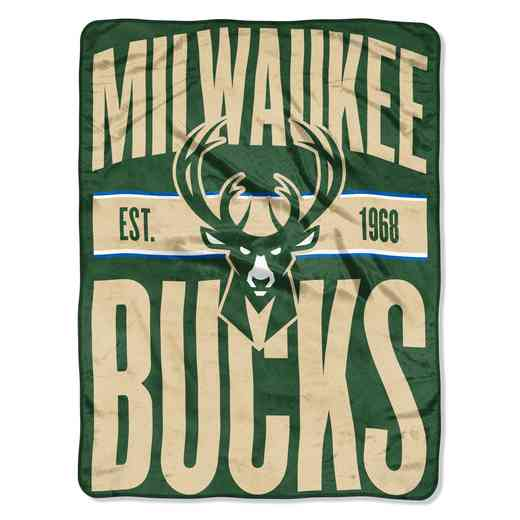 1NBA659020015RET: NBA CLEAROUT MICRO, Bucks