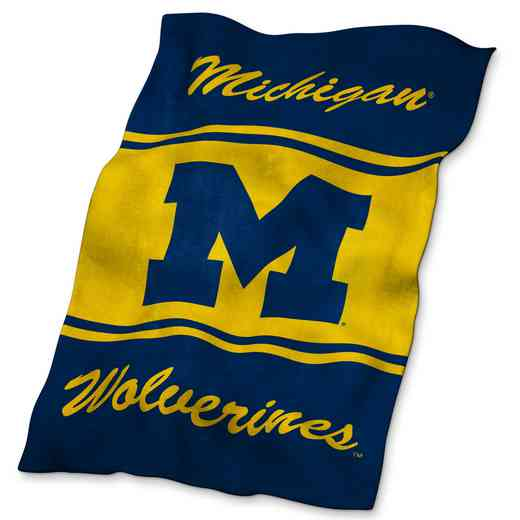 171-27: Michigan UltraSoft Blanket