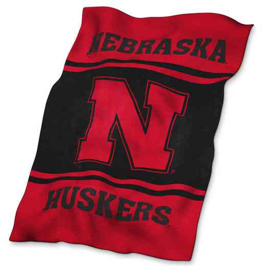 182-27: Nebraska UltraSoft Blanket