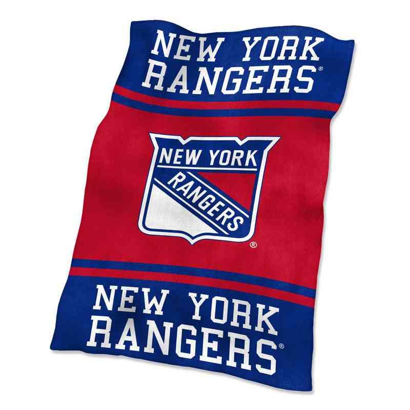 820-27  NY Rangers UltraSoft Blanket d727bb1e6