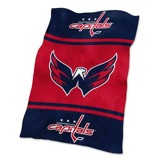 830-27: Washington Capitals UltraSoft Blanket