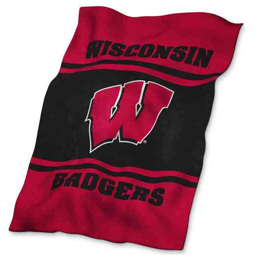 244-27: Wisconsin UltraSoft Blanket