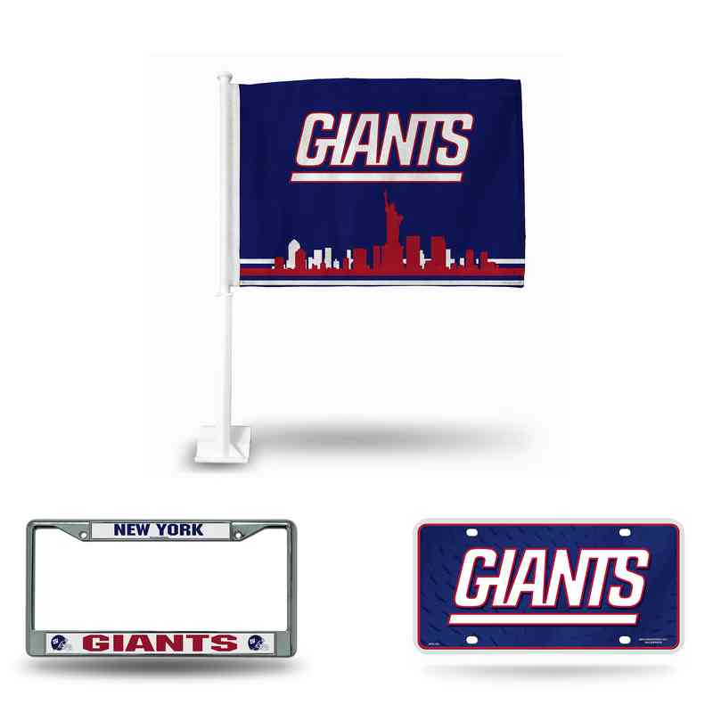 AKD1401: NFL AUTO KIT 2, Giants - NY