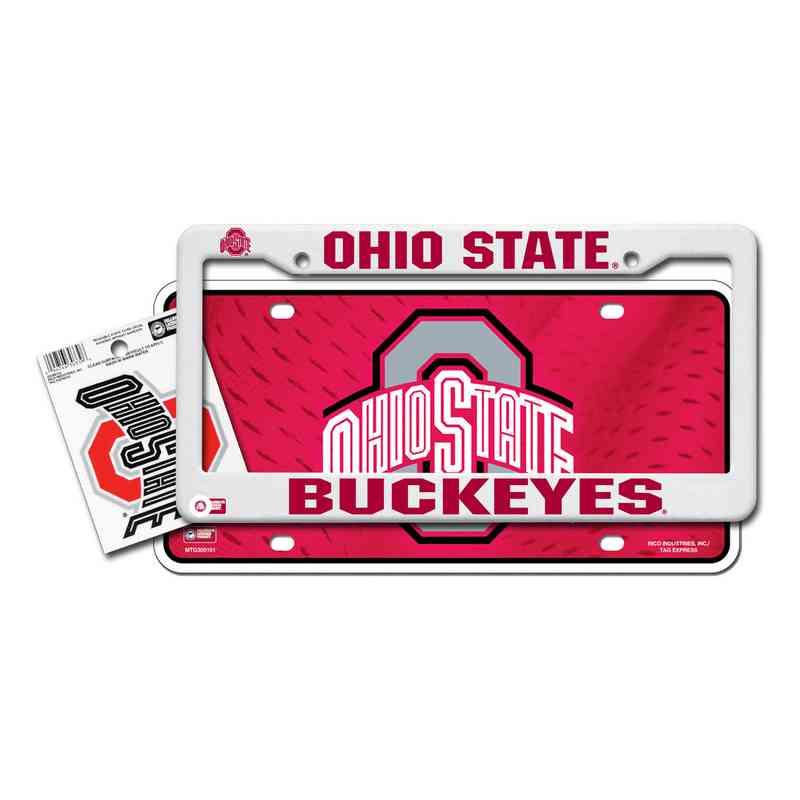 AKA300101: NCAA  AUTO KIT 3, Ohio St