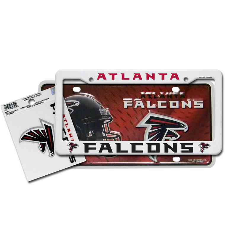 AKA2001: NFL  AUTO KIT 3, Falcons