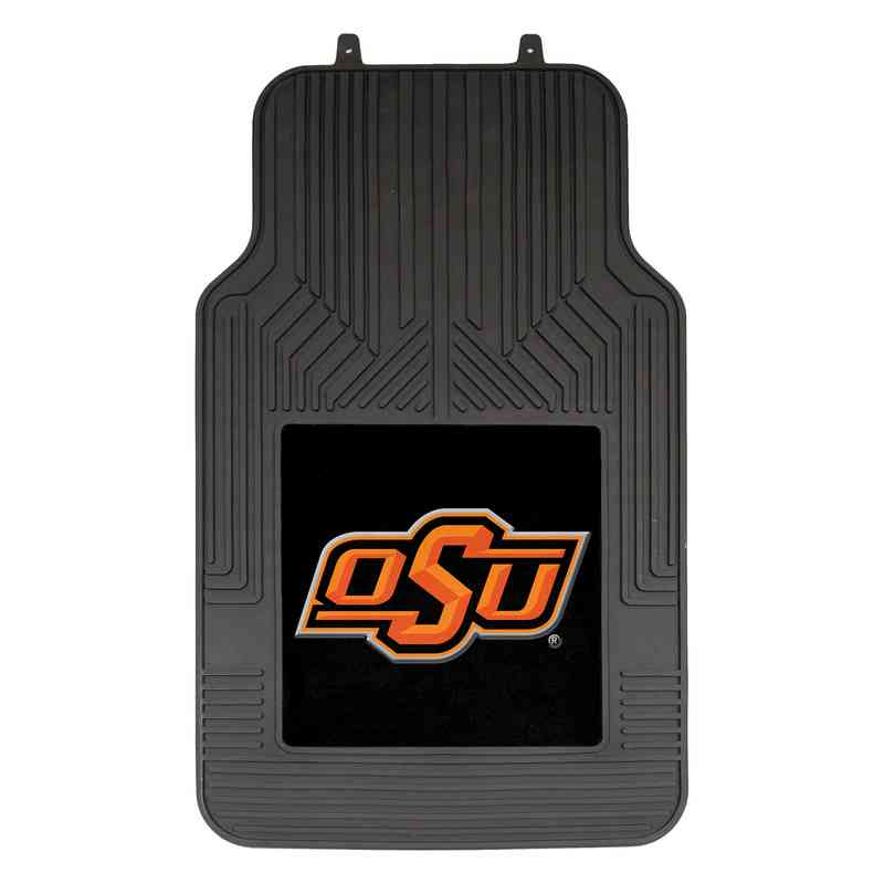 1COL345000013RET: Oklahoma State Car FrontFloorMat