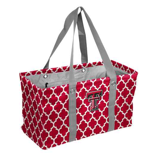 220-765QF: TX Tech Quatrefoil Picnic Caddy