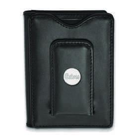 SS085UFL-W1: 925 LA University of Florida Blk Lea Wallet