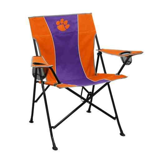 123-10P: Clemson Pregame Chair