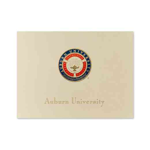 224209: Auburn University School Seal Thank You Notes