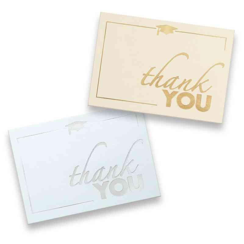 lamar university standard thank you notes