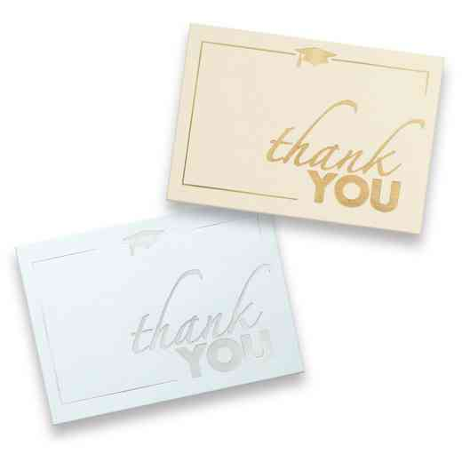 224296: Lamar University Standard Thank You Notes