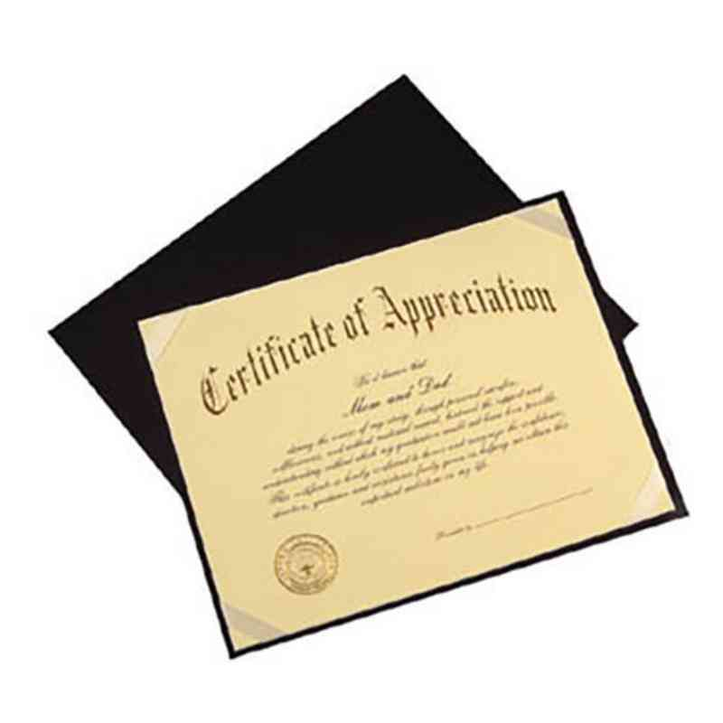 Texas State Technical College Marshall Appreciation Certificate
