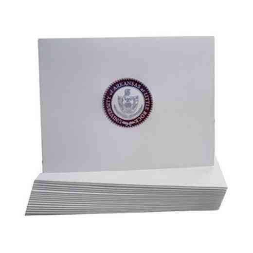 465854: Texas State Technical College Marshall School Seal Thank You Notes