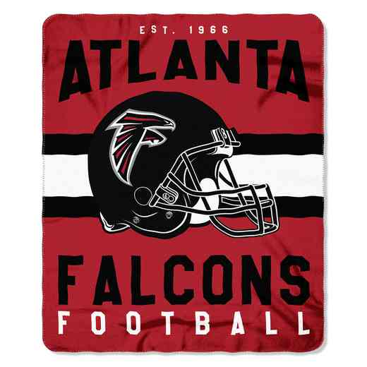 1NFL031030012RET: NW SINGULAR FLLECE THROW, FALCONS